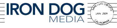 Iron Dog Media - your source for web design and development